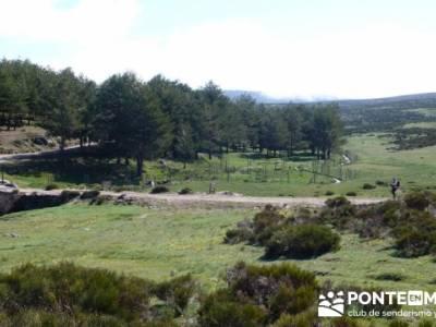 Ruta de Senderismo - Altos del Hontanar; rutas comunidad de madrid